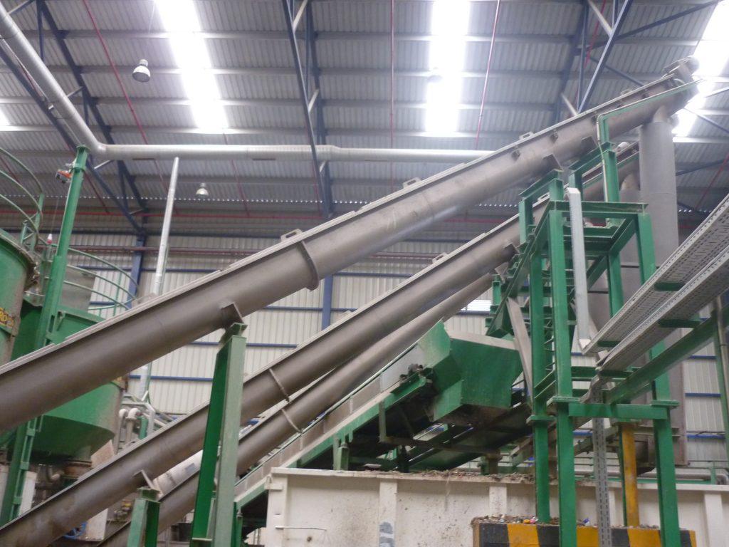 7 sectores depuración y reciclaje sinfín reciclaje