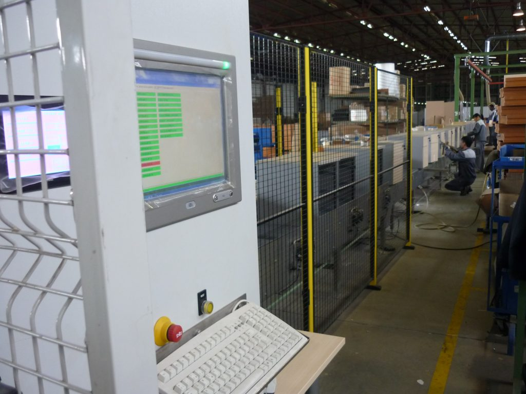 Packing sector - Process-automation