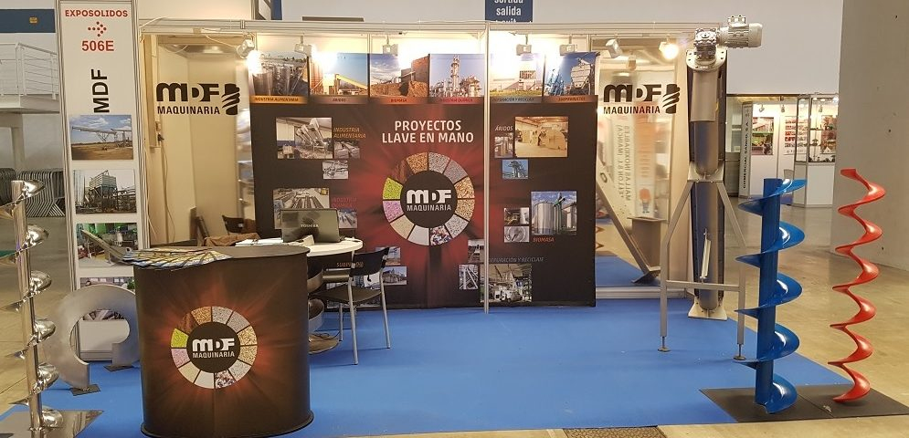 STAND MDF EXPOSOLIDOS
